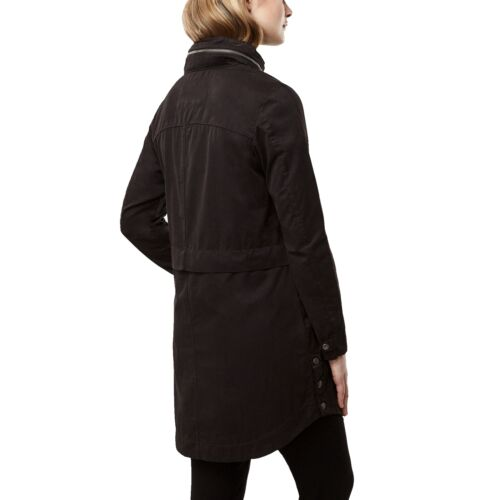 Plain Black Parka Relaxed Jacket Lw O'neill wq70XRAx