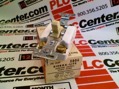 SIERRA ELECTRIC 5006 NEW IN BOX 5006