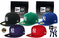 New Era 59Fifty New York Yankees MLB Basic 5950 NY Baseball Cap