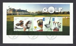 AFD1190-Australia-2011-Golf-FDC-International-Post