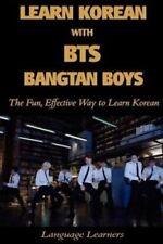 Learn coreanas con BTS (Bangtan Boys) la diversión eficaz forma de largo