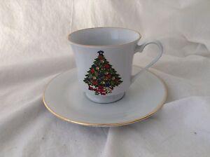 Sea-Gull-Fine-China-Jian-Shiang-Christmas-Tree-Cup-And-Saucer