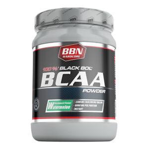 Best-Body-Nutrition-BBN-Hardcore-BCAA-Black-Pool-Powder-450g-Aminosaeuren-A318