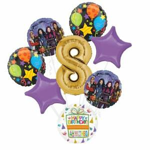 The-Descendants-Party-Supplies-8th-Birthday-Balloon-Bouquet-Decorations