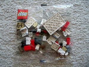 Lego-mensuel-Mini-Build-RARE-40037-joueur-de-hockey-fevrier-12-NOUVEAU-amp-Sealed