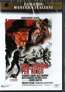 UNA-PISTOLA-PER-RINGO-1965-di-Duccio-Tessari-Guliano-Gemma-DVD-NUOVO