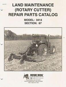 Bush Hog 3210