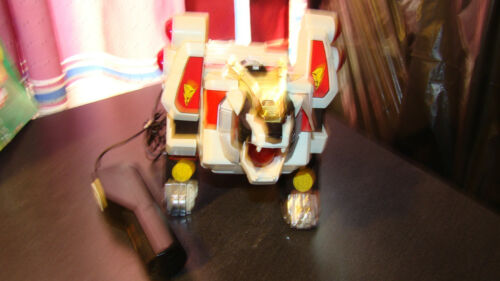 Details about  /Mighty Morphin Power Rangers WHITE TIGERZORD