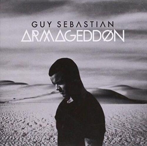 1 of 1 - Armageddon [Bonus CD] [Deluxe] by Guy Sebastian (CD, Oct-2012, Sony Music)