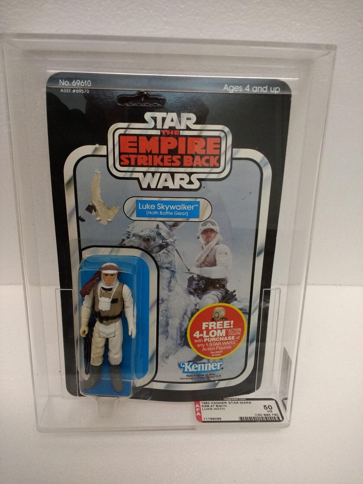 la mejor oferta de tienda online Estrella Wars Esb Luke Skywalker Hoth 47 47 47 AFA  el más barato