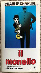 Film-fanartikel Poster Plakat Aufkleber Sticker 1978 Charlie Chaplin Il Monello Der Vagabund HüBsch Und Bunt Aufkleber & Sticker