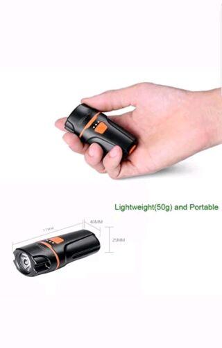 Bike Light Rechargeable USB Spolite Bike Light set Free Laser Bike Tail light