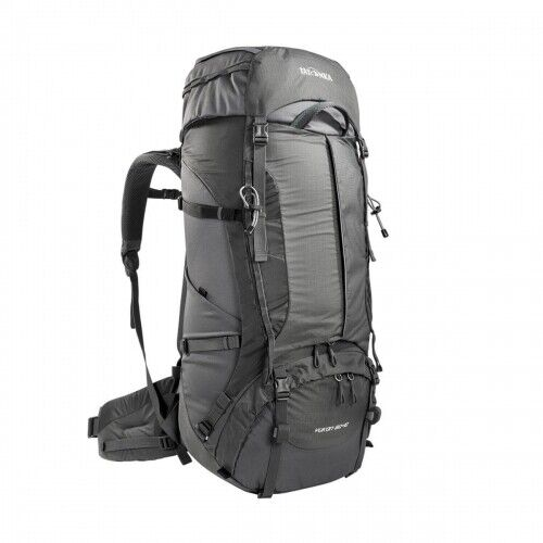 10 titan grey Trekkingrucksack für mehrtägige Rucksacktour Tatonka Yukon 60