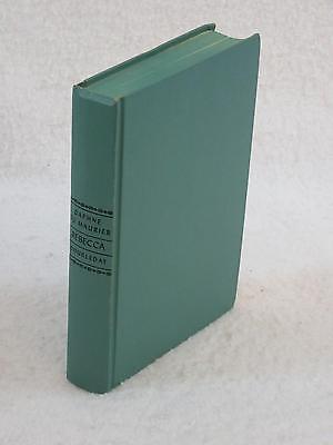 Daphne Du Maurier REBECCA Doubleday Reprint Hardcover