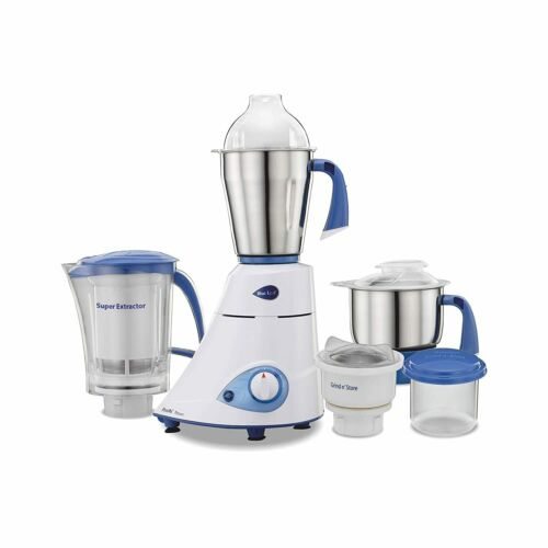 Latest Preethi Blue Leaf Platinum MG 139 Mixer Grinder, 750W, With Free Delivery