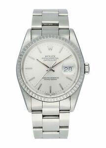 Rolex Datejust 16220 men watch