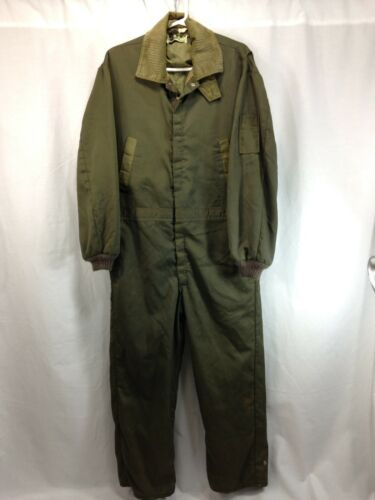VTG 1960's Sears Roebuck Workwear Insulated Suit C