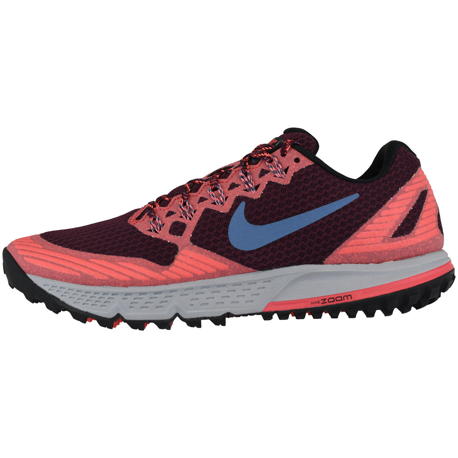 Nike air zoom correndo wildhorse 3 749336-600 joggen laufschuh correndo zoom freizeit scarpa 867e72