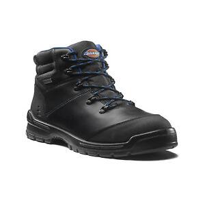 lavoro 6 sicurezza di Dickies taglie Scarpe da uomo 12 Cameron da Stivali neri Zxaw56