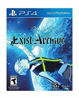 Exist Archive: The Other Side of the Sky (Sony PlayStation 4, 2016) Video Games