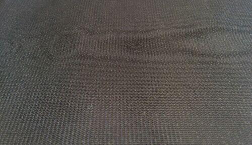 "HTC SO SHEER #1350 BLACK FUSIBLE KNIT INTERFACING-20/"" W-- 2 YARD INCREMENTS"