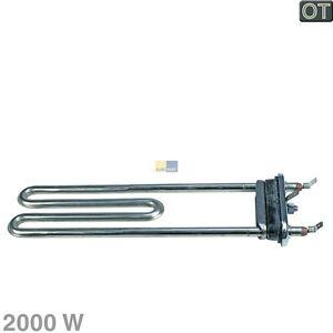 Chauffage résistance à la lueur machine à laver Panasonic axw13c-75105 2000 W 230 V