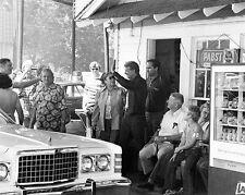 Jimmy Carter Campaign Stop At Plains, Georgia 8x10 Silver Halide Photo Print