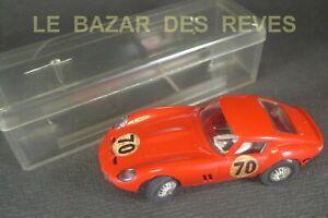 JOUEF-FERRARI-250-GTO-Slot-car-Boite-version-peinte