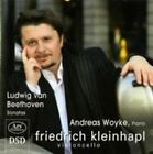 Beethoven: Cello Sonatas Super Audio Hybrid CD (CD, Mar-2010, Ars Produktion)