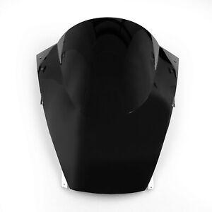 Pare-brise-Bulle-WindScreen-Pour-Kawasaki-ZX12R-ZX-12R-2002-2004-Black