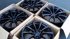 "19"" G37 G37s Q60 M45 M35 Q50 FACTORY  OEM Wheels Rims BLACK FINISH Square  19"