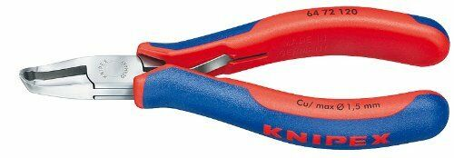 KNIPEX 64 72 120 Comfort Grip Electronics End Cutters