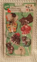 Wilton Bug Buddies Lollipop Chocolate Candy Jello Mold
