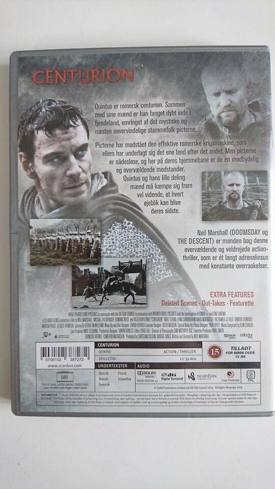 Centurion - History Is Written In Blood, instruktør Neil