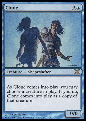 X CLONE MTG CLONE EXC MAGIC