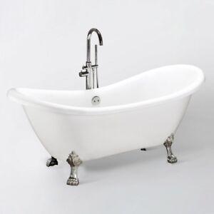 Das Bild Wird Geladen Exclusive Freistehende Badewanne Acrylwanne Wanne  Dusche Bad 176x74