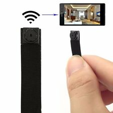 HD Mini Portable DVR Hidden Spy Camera P2P Wireless Wifi Digital Video Recorder