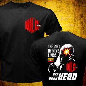 WLC Lethwei Burmese Bareknuckle Full Contact Boxing Fighting Headbutt T-shirt