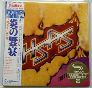 HSAS-Sammy-Hagar-Neal-Schon-Journey-Japan-SHM-MINI-LP-CD-OBI-UICY-75599-NEU