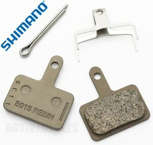 Genuine-Shimano-B01S-Disc-Brake-Pads-fits-Deore-BR-MT500-BR-M575-Alivio-BR-M4050