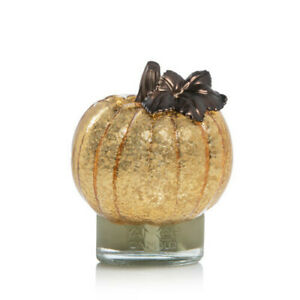 ☆☆YANKEE CANDLE PUMPKIN PLUG IN DIFFUSER BASE NIGHT LIGHT☆☆☆FREE FAST SHIPPING