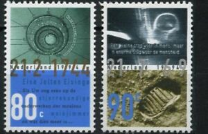 Nederland-1994-1612-1613-Ruimtevaart-Space