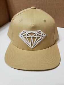 finest selection 61670 72282 Image is loading Diamond-Supply-Company-Brilliant-Snapback-Hat-Cap-Skate-
