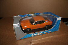 1:18 1970 Audi 100 Coupe S Rare New in Box