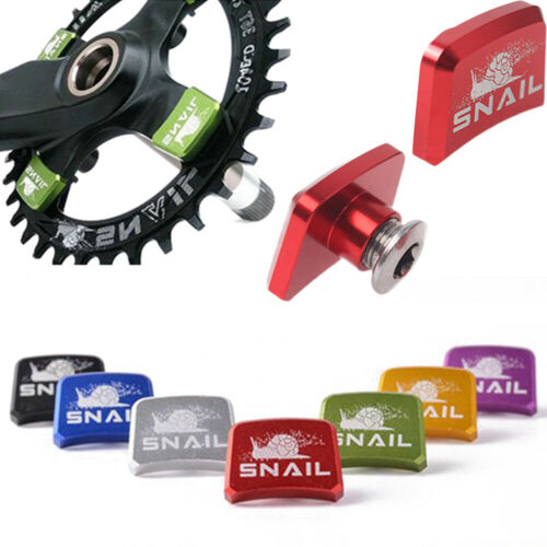 Plate Chain Wheel Screws Crankset Fixed Bolts Cycling Accessories Chainring