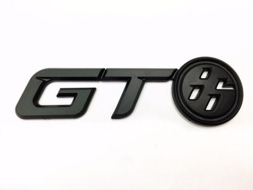 Matt Black Emblem Badge GT86 logo for TOYOTA 86 GT86 Scion FRS FR-S