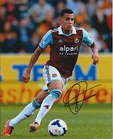 Ravel MORRISON SIGNED Autograph 10x8 Photo AFTAL West Ham United ENGLAND