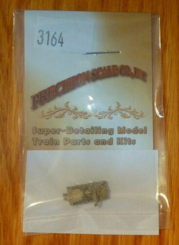 Worthington Unpainted Brass Casting Precision Scale HO #3164 Feedwater Heater