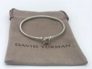 David-Yurman-Chatelaine-Bracelet-With-Morganite-925-Sterling-Silver-3mm