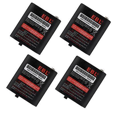 2x 700mAh NIMH Battery For Motorola HKNN4002 53615 KEBT-071-A KEBT-071-B T5920